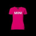 【ミニ】MINI ワードマーク Tシャツ レディス 04922934