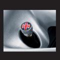 BMW ミニ【MINI】 エア・バルブキャップ UNION JACK