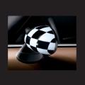 BMW ミニ【MINI】 ミラーキャップ CHEQUERED FLAG 左右セット