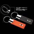 【ミニ】MINI キー・ホルダー・レザー 04930115