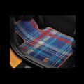 F56 NEW MINI フロアマットセット フロント用 スピードウェルブルー(ミニ) 04930529  メーカー品番:04930529