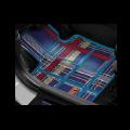F56 NEW MINI オールウェザーフロアマットセット フロント用 スピードウェルブルー(ミニ) 04930535  メーカー品番:04930535