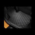 F56 NEW MINI オールウェザーフロアマットセット フロント用 エッセンシャルブラック(ミニ) 04930539  メーカー品番:04930539