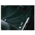 【受注生産品】Audi純正 アウディ A5純正 フロアマット コンフォート J8TGG1L15CFBL4 ブラック / a03731920