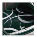 Audi純正 アウディ A5純正 カブリオレ用 ラゲッチカーペット J8FGE1A03 / a03731927
