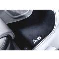Audi純正 アウディ A8純正 フロアマット ベロア 4H1061275MNO フロント / a03731984