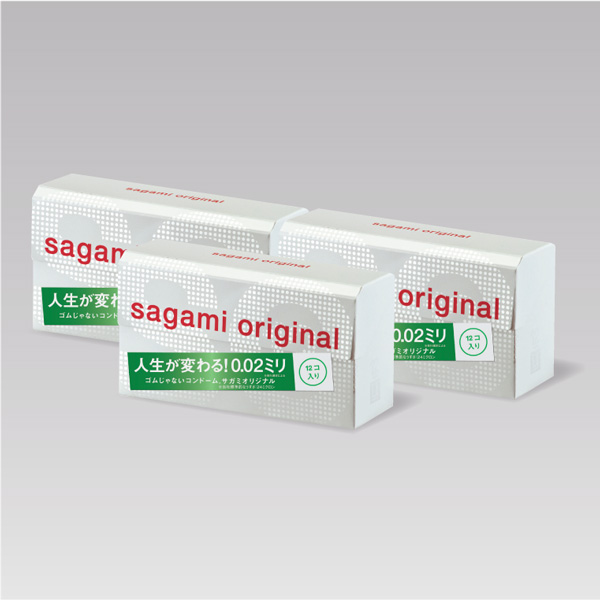 サガミオリジナル002 12コ入×3箱セット