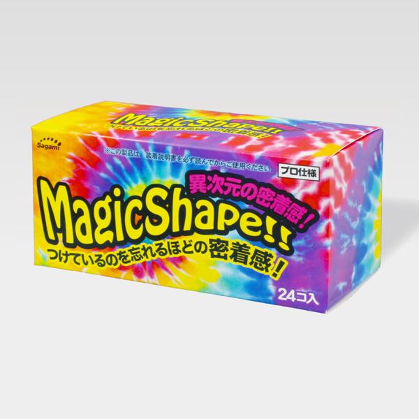 マジックシェイプコンドーム WEB限定 24個入
