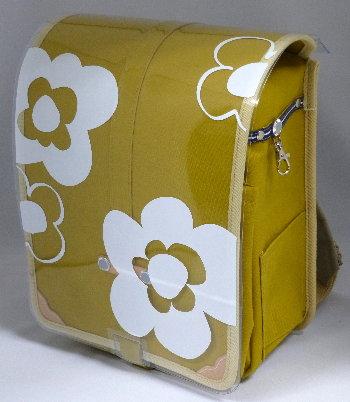 ランザック花カバー白