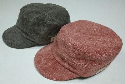 帆布帽子ワークキャップ [尾道 帆布鞄 彩工房]