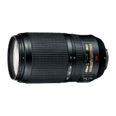 ニコン AF-S VR Zoom-Nikkor 70-300mm F4.5-5.6G IF-ED【メーカー取寄せ品】