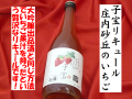 子宝リキュール 庄内砂丘のいちご リキュール通販 日本酒ショップくるみや