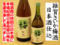 雑賀さいか 梅酒 紀州 日本酒仕込 梅酒通販 日本酒ショップくるみや