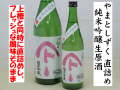 やまとしずく 純米吟醸生原酒 直詰め 秋田の地酒 日本酒通販 日本酒ショップくるみや