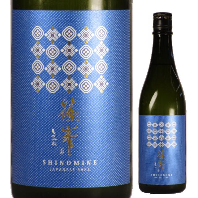 【日本酒】篠峯 純米吟醸 山田錦 -Azure-