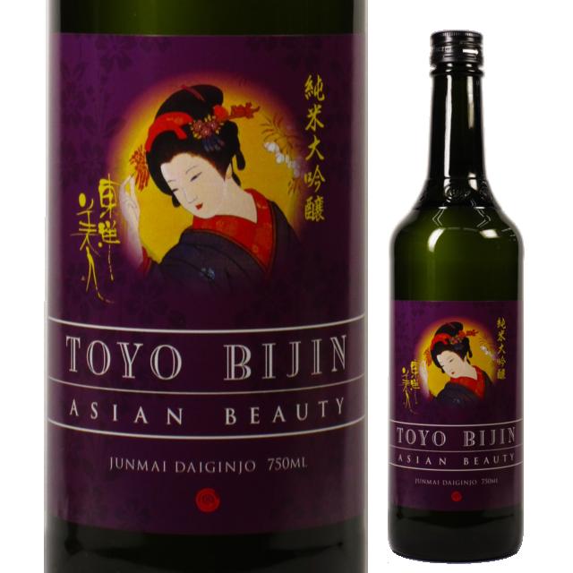 【日本酒】東洋美人 純米大吟醸 Asian Beauty