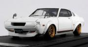 予約品 8月頃 ミニカー ignition model(イグニッションモデル) 1/43 IG1028 Toyota Celica 2000GT LB (TA27) White 生産数:180pcs 4573448880283