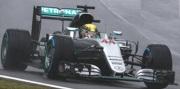 予約品 12月以降 ミニカー  MINICHAMPS(ミニチャンプス)  ダイキャスト 1/43 410160644 メルセデス AMG ペトロナス F1 チーム W07 ハイブリッド ルイス・ハイミルトン ブラジルGP 2016 ウィナー (レインタイヤ/ヘルメット イン ゴールド)