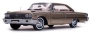 予約品 5月頃 ミニカー Sun Star(サンスター) 1/18 1467 フォード ギャラクシー 500 XL ハードトップ 1963 ピーコックローズ ベージュブルー 0657440014670
