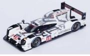予約品 2017年4月以降 再発売 ミニカー SPARK(スパーク)  レジンモデル 1/18 18LM15 ポルシェ 919 Hybrid n.19 LMP1優勝 Le Mans 2015  Porsche Team N. Hulkenberg-E. Bamber-N. Tandy 9580006440150