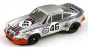 予約品 2017年4月以降 再発売 ミニカー SPARK(スパーク)  レジンモデル 1/18 18S060 ポルシェ 911 カレラ RSR No.46 4位Le Mans 1973 G. van Lennep-H. Muller 9580006470607