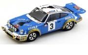 予約品 2017年4月以降 再発売 ミニカー SPARK(スパーク)  レジンモデル 1/18 18S095 ポルシェ 911 No.3 優勝 モンテカル ロラリー 1978 J.-P. Nicolas-V. Laverne 9580006470959