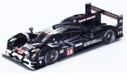 予約品 2017年4月以降 再発売 ミニカー SPARK(スパーク)  レジンモデル 1/18 18S186 ポルシェ 919 Hybrid n.18 5位 LMP1 Le Mans 2015 Porsche Team R. Dumas-N. Jani-M. Lieb 9580006471864