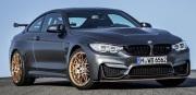 予約品 2018年1月頃 ミニカー MINICHAMPS(ミニチャンプス) ダイキャスト 1/43 410025220 BMW M4 GTS 2016 マットグレー / オレンジホイール 限定1.008台