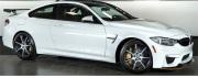 予約品 2018年1月頃 ミニカー MINICHAMPS(ミニチャンプス) ダイキャスト 1/43 410025221 BMW M4 GTS 2016 ホワイト / グレーホイール 限定336台