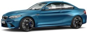 予約品 2018年1月頃 ミニカー MINICHAMPS(ミニチャンプス) ダイキャスト 1/43 410026100 BMW M2 2016 ブルーメタリック 限定1.008台