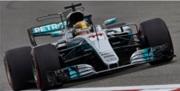予約品 12月以降 ミニカー  MINICHAMPS(ミニチャンプス) レジンモデル 1/43 417170244 メルセデス AMG ペトロナス F1チーム W08 EQ POWER+ ルイス・ハミルトン 中国GP 2017 ウィナー