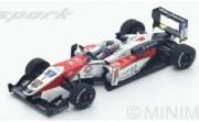 予約品 7月頃 ミニカー  SPARK(スパーク)  レジンモデル 1/43 43MF15 ダラーラ F315 メルセデス No.1 優勝 マカオGP 2015 Felix Rosenqvist  限定500台 9580006260154