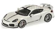 予約品 2017年内順次 ミニカー ミニチャンプスMINICHAMPS ABSモデル 1/87 870066120 ポルシェ ケイマン GT4 (2016) ホワイト