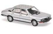 予約品 2017年順次 ミニカー MAXICHAMPS(マキシチャンプス) 1/43 940023000 BMW 520 (1972) シルバー