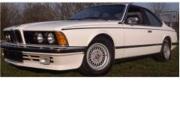 予約品 2017年順次 ミニカー MAXICHAMPS(マキシチャンプス) 1/43 940025121 BMW 635 CSI (E24) 1982 ホワイト