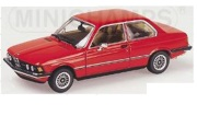 予約品 2017年順次 ミニカー MAXICHAMPS(マキシチャンプス) 1/43 940025471 BMW 323I (1975) レッドメタリック