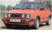 予約品 2017年順次 ミニカー MAXICHAMPS(マキシチャンプス) 1/43 940054121 フォルクスワーゲン ゴルフ GTI (1985) レッド