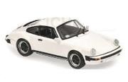 予約品 2017年順次 ミニカー MAXICHAMPS(マキシチャンプス) 1/43 940062020 ポルシェ 911 SC (1979) ホワイト