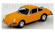 予約品 2017年順次 ミニカー MAXICHAMPS(マキシチャンプス) 1/43 940067120 ポルシェ 911 (1964) オレンジ