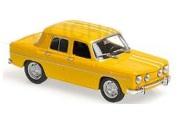 予約品 2017年順次 ミニカー MAXICHAMPS(マキシチャンプス) 1/43 940113551 ルノー 8 ゴルディニ (1964) イエロー