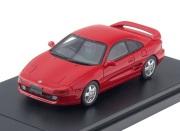 予約品 7月頃 ミニカー ハイストーリー Hi-Story レジンモデル 1/43 HS185RE トヨタ Toyota MR2 G-Limited (1993) スーパーレッドII 4523231438023