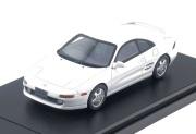 予約品 7月頃 ミニカー ハイストーリー Hi-Story レジンモデル 1/43 HS185WH トヨタ Toyota MR2 G-Limited (1993) スーパーホワイトII 4523231437996