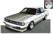 予約品 10月頃 ミニカー ignition model(イグニッションモデル) 1/43 IG0683 Toyota Cresta Super Lucent (GX71) White/Gold 生産数:160pcs  4571477906837