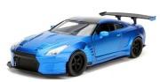 予約品 7月頃 再発売 ミニカー JADATOYS(ジャダトイズ) 1/24 JAD98271 映画「ワイルドスピード(FIRST&FRUIOUS)」 2009 ブライアン R35 GT-R ベンスープラワイドボディ 4580470082929