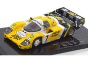 予約品 2017年 ミニカー イクソモデル ixo 1/43 LM1984 ポルシェ 956 1984年ル・マン優勝 #7 K.Ludwig/H.Pescarolo/S.Johansson