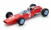 予約品 10月頃 ミニカー LOOKSMART(ルックスマート) レジンモデル 1/18 LS18RC08 フェラーリ 158 No.2 優勝 Italy GP 1964  J. Surtees 9580006150158