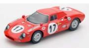 予約品 10月頃 ミニカー LOOKSMART(ルックスマート) レジンモデル 1/43 LSLM060 フェラーリ 250 LM No.17 8位 Le Mans 1969  T. Zeccoli  S. Posey 9580006140715