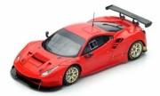 予約品 6月頃 ミニカー LOOKSMART(ルックスマート) レジンモデル 1/43 LSRC07 フェラーリ 488 GT3 9580006140609