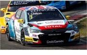 予約品 2017年3月頃 ミニカー SPARK(スパーク)  レジンモデル 1/43 S5097 シトロエン C-Elysee WTCC No.3 優勝 R1 Race of Argentina 2016  Tom Chilton 9580006950970