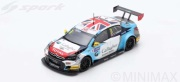 予約品 12月頃 ミニカー SPARK(スパーク) レジンモデル 1/43 SA159 シトロエン Citroen C-Elysee WTCC No.3 Sebastien Loeb Racing 3位 Rd.2 Macau Guia Race 2017 Tom Chilton Limited 300 9580006781598